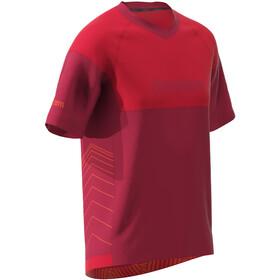 Zimtstern Bulletz SS Shirt Men jester red/cyber red